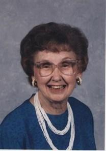 Pauline La Rue Hamilton obituary photo