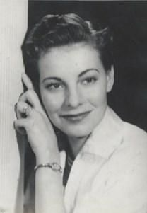 Kathleen Whillock obituary photo
