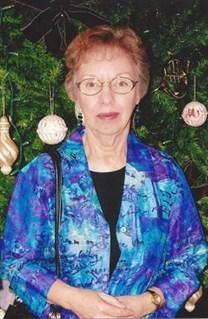 Frances Gertrude Jones obituary photo