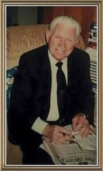 R. T. Acker obituary photo