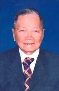 Sang Tran obituary photo