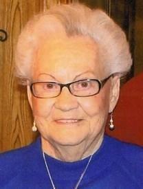 Ella Brentham Tinkler obituary photo