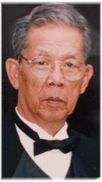 Leodegario F. Fabia obituary photo