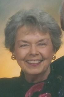 Ruth Dabbs Regen obituary photo
