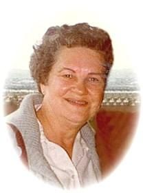 Anna Lettie Meverden obituary photo