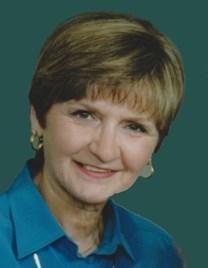 Wanda Richardson Talmage obituary photo