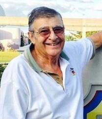 Harry Nick Poulos obituary photo