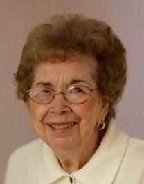 Dorothy Anne Hickman Peele obituary photo