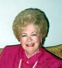 Betty Jane Habicht obituary photo