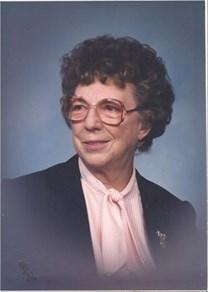 Pauline C. Benway obituary photo