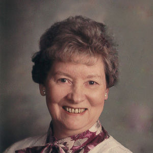 Marian Lundquist Obituary Photo