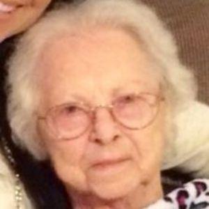 Mrs. Nancy Buckner Harris Obituary Photo