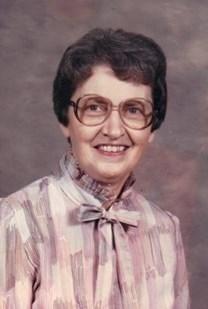Dorothy E. Gano obituary photo