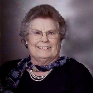 Helen A Burbach Obituary Photo