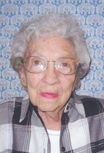 Vera Sautters obituary photo