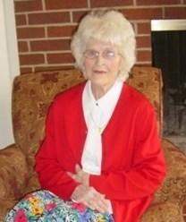 Frances Horn Butler obituary photo