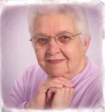 Betty Phyllis Vig obituary photo