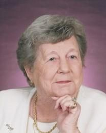 Myrtle Kathleen Brownfiel obituary photo