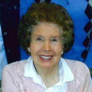 Margaret Frymire Obituary Photo