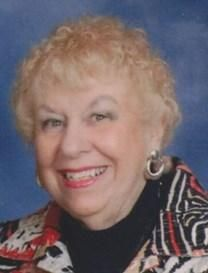 Sandra K. Schafer obituary photo