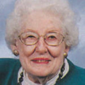 Jane M. Alexander