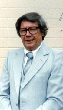 Otmar Olaf Olson obituary photo