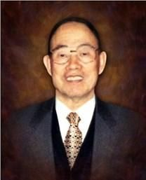 Chuan Fu Cheu obituary photo