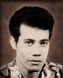 Pepe Natapu obituary photo