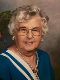 Annabelle Edna Tarbutt obituary photo