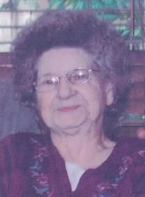 Mildred G. Walker obituary photo