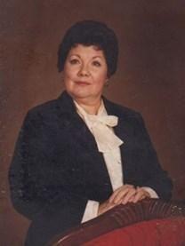 Melita McCall Wood obituary photo