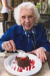 Mildred I. Hagstrom obituary photo