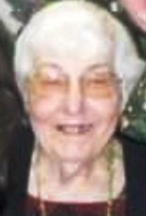 Therese Sbano obituary photo