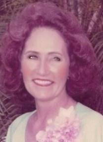Margaret May Hennick obituary photo