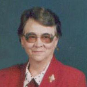 Sara E Twiss Obituary Photo