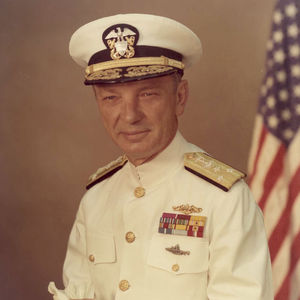Vice Admiral Joe Williams, Jr. Obituary Photo