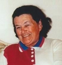 Billie Barnes Stonecypher obituary photo