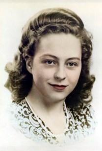 Frances Clarabelle Moore obituary photo