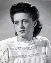 Marjorie LaVera Brings obituary photo