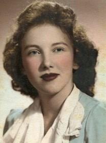 Tommye Earle Adams obituary photo