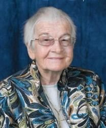 Wilhelmina D. Vander Meer obituary photo
