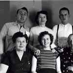 Tom Beckers Sr Family