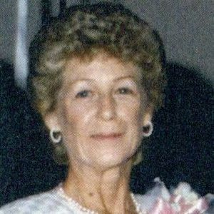 "Mary ""Betty"" Burnett Obituary Photo"