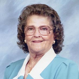 Evelyn LeLeaux Morgan