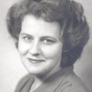 Elizabeth Ann Thornton