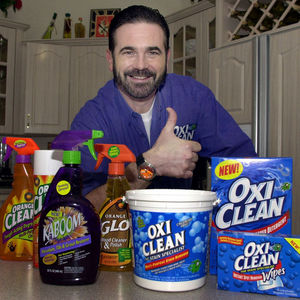 Billy Mays Obituary Photo