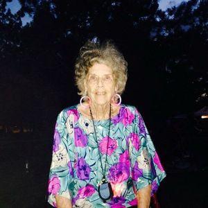 "Mabel Catherine ""Kitty""  Malin Tavel Obituary Photo"