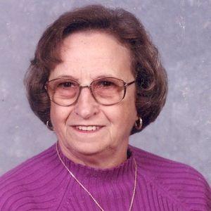 Elizabeth Hartsell Green