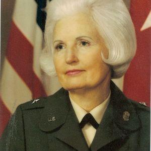 BG Mildred Inez Caroon Bailey