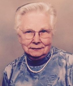 Gloria F. Volz Obituary Photo